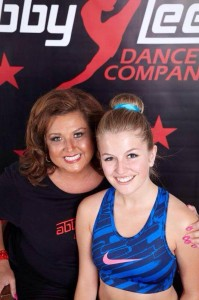Lucy and Abby Lee Miller