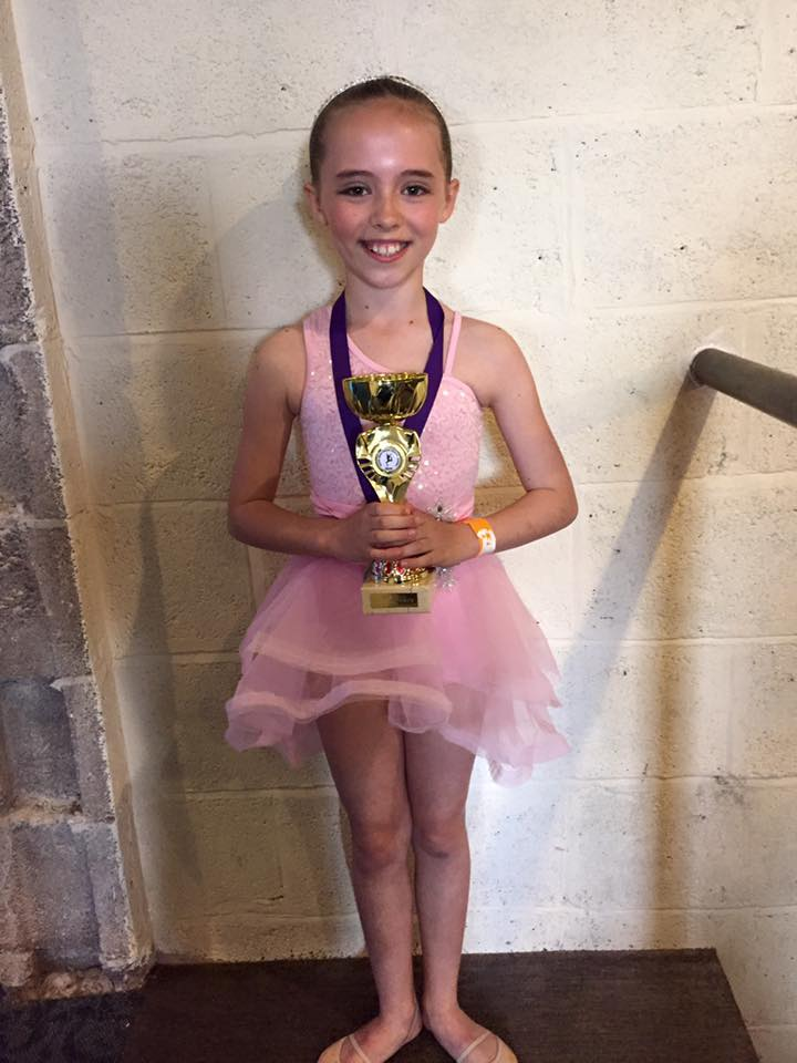 Welsh Open Champs Izzy