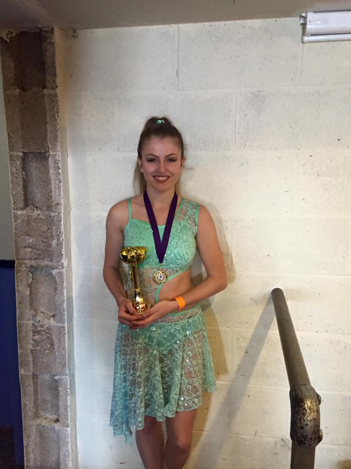 Welsh Open Champs Lucy